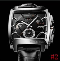 Wholesale Cheap Quality Gifts - new good man with gift box brand new drop shipping Mechanical cheap High quality Automatic men watch luxury sports Men's Watches