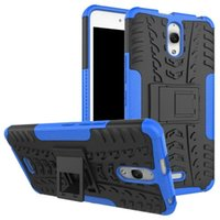 Para Alcatel Pixi 4 6.0 Case Rugged Combo Hybrid Armor Soporte Impact Holster Funda protectora para Alcatel One Touch Pixi 4 6.0 OT-8050D