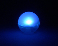 12PCS 2CM Fairy Pearls Battery Operated Mini Twinkle LED Light Floating LED Ball Suave luz submersa para banquete de festa