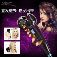 Magic Hair Curler Automatico - Professional Pro Portable Home Use Macchina Auto Curlers Hair Hair Curl Machine