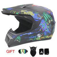 Wholesale Road Bikes New Mens - Wholesale- 2017 NEW Motocross Helmet ATV Motocicleta Casque Moto Casco Off-Road Dirt Bike helmet mens moto helmet Suitable for kid DOT