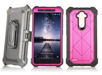 Wholesale Film Belt - Hybrid Armor Shockproof Robot Case Cover With Belt Clip Without Screen Film For iphone X Case For iphone 8 iphone 7 Case A