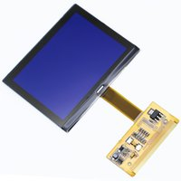 Wholesale Vw Display - New Hot Sale Free Shipping LCD Cluster Display for Audi VW TT S3 A6 VW VDO OEM Jeager