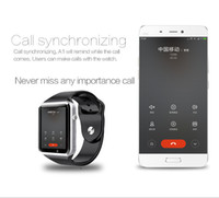 Wholesale Low Price Android Mobile Phone - A1 Excellently Low price Smart Watch A1 DZ09 GT08 Watches Wrisbrand Android iPhone Watch Smart SIM Intelligent Mobile Phone Sleep State
