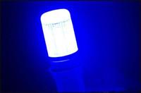 Wholesale E14 Corn 6w - LED Corn Light E14 E27 G9 GU10 Base 85-265V 6W 36* 5050 SMD Cover Dimmable LED Light Bulb With Cover Corn Light White Warm White Lamp