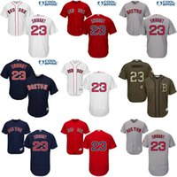 blake collection - Men s youth Boston Red Sox Blake Swihart o Authentic Grey white red blue green Road Cool Base MLB Flexbase Collection baseball jersey