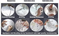 tissu long achat en gros de-le lien de tissu pour violet0510, frais de port