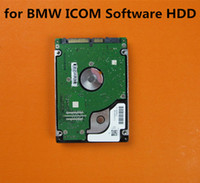 Wholesale Icom A2 Wlan - For BMW ICOM Diagnostic 4.05 Programming 3.61 Software HDD ICOM A2 For BMW V2017.07 Multi-language with expert mode