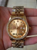 Wholesale Diamonds Battery - 2017 Diamond relogio masculino women luxury brand simulation sports watch to display the date of quartz watch business women's watch