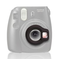Wholesale Instax Mini Instant Camera Close up Lens Self Shoot Mirror by Takashi Black