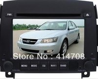 Wholesale Gps Bluetooth A2dp - Factory wholesale high quality Car Dvd Gps for Hyundai SONATA NF (2006-2008)+STEERING WHEEL CONTROL+A2DP+phone link+EBOOK+MAP