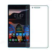 "Wholesale glass tablet lenovo - Wholesale- New Arrival Screen Protector For Lenovo Tab 3 7 Essential 710F Tablet Tempered Glass Film for Lenovo Tab 3 7"" Essential"