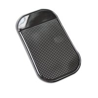 mattenhalter für telefon großhandel-Anti-Rutsch-Auto Armaturenbrett Sticky Pad Rutschfeste Matte GPS Handy-Halter Schwarz Farbe neue Ankunft gute Qualität