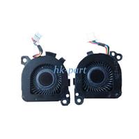 cables del ventilador del portátil al por mayor-Nuevo refrigerador original para ventilador de enfriamiento de CPU para portátil HP Envy 13-D 829296-001 de 4 hilos