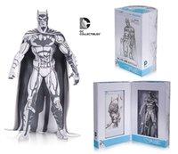 Wholesale Dc Action - DC 2015 SDCC Batman Blueline Editons PVC Action Figures Fans Toys Model