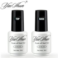 Smalto per unghie Gel Soa Off Soak Off Gel 8ml Smalto per unghie Gel UV / LED