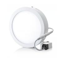 ingrosso luci rotonde-6W 12W 18W 25w 30w 36w quadrato tondo a LED superficie montata dimmerabile pannello luce led downlight illuminazione led soffitto downlight 110-240V