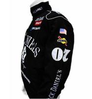 Wholesale Moto Auto - 2017 Black for Jack Daniel jacket men MOTO GP motorcycle auto f1 men man jackets coat