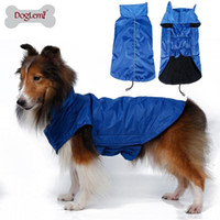 Spring/Summer black puffer vest - Waterproof winter doggy Winter Warm Pet Dog Clothes largel Waterproof Dog Coat Jacket Winter Quilted Padded Puffer Pet Clothes Jacket