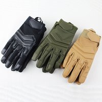 Gym sports direct gloves - 2017 New Multi functionTactical All Gloves Special Soldier Racing Training Combat Gloves Outdoor Sports Fitness Factory direct sale GL019 C7