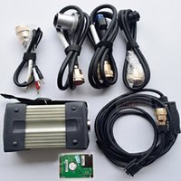 Wholesale Mb Star C3 Xentry - Top selling MB Star C3 full set five cables Newest 2015.7 DAS Xentry Software for Mercedes-BENZ Multi-language DHL Free Shipping