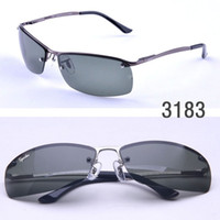 Wholesale polarized sunglasses - SPEIKO Summer brand sunglasses Outdoor Polarizing sunglasses Resin Lenses silver mm Sunglasses with free Original box