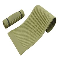 Wholesale AXEMAN Double sided washboard style Ligthweight Outdoor Pads Camping Mat XPE Moisture Proof Pads Beach Tent Floating Yoga Mats