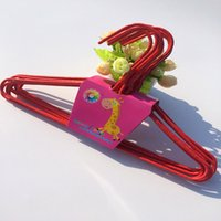 Wholesale Clean Dress Suit - Cleaning clothes hanger arrangement for children