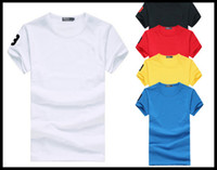 Wholesale Unlined Shorts - 2017 manufacturers selling men's men round collar short sleeve render men's T-shirt unlined upper garment of high quality foreign trade