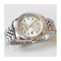 famosa marca de relojes de lujo al por mayor-2017 nuevo modelo de moda de lujo vestido de dama reloj de marca famosa joyería llena de diamantes reloj de las mujeres de alta calidad envío gratis al por mayor