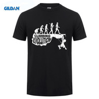 Wholesale Rock Climbing Shirt - Climbinger Evolution T-SHIRT Rock Climb Mountain Science Funny Gift Birthday Men T Shirt Print Cotton Short Sleeve T-Shirt