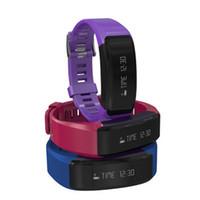 Wholesale Heart Battery Monitor - 2018 new Smart Watch Bluetooth 4.0 Sleep Monitoring Bracelet Long Life Battery Fitness Tracker Wristwatch Health Monitors Smart watch