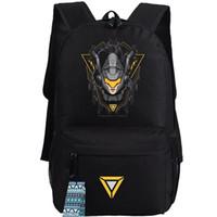 Wholesale Dawn Women - Leona backpack League of Legends daypack Dawn goddess schoolbag Game lol rucksack Sport school bag Outdoor day pack