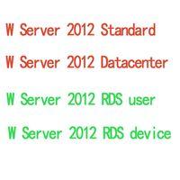 Wholesale Desktop Windows - Win Server 2012 R2 Standard Datacenter Server 2012 Remote Desktop Services user connections RDS device code