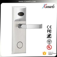 Wholesale Rfid Hotel Locks - Office Hotel room rfid card electronic door lock with software management