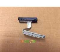 Wholesale Sata Hdd Hard Drive Connector - Genuine New Free Shipping For HP For ENVY 15 15-j105tx 15-j laptop DW15 6017B0416801 SATA Hard Drive HDD Connector Flex Cable