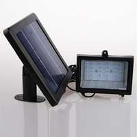 Wholesale Hotels Pools - Wholesale- Solar Home Lighting System Floodlight 30 LED Outdoor Light Solar Flood Light Landscape Lamp for Lawn Garden Road Hotel Pool Pond