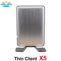 Wholesale Windows Client - Cheap Price RDP8 Thin Client X5 for Windows Linux MultiPoint Sever and Windows 8 Fanless Cloud Computer VMware USB Printer 720P
