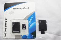 Wholesale Micro Sd Cards For Phones - 32GB 64GB 128GB 256GB Micro SD SDHC Class10 Memory Card for Mobile Phone   Smartphone