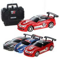 Wholesale- 1/24 Drift Speed ​​Radio Controle remoto RC RTR Truck Racing Car Kids Xmas Toy Gift
