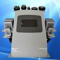 Wholesale Tripolar Portable - More effect slimming cavitation tripolar rf machine Portable ultrasonic cavitation machine vacuum rf cavitation slimming machine
