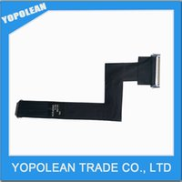 "Wholesale Cable Flex Lcd Laptop - Brand New LCD Screen Display Flex Cable 593-1280 922-9497 for Apple iMac 21.5"" A1311 2009 2010 Year"