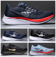 Cotton Fabric sports brands boots - 2017 New Air Zoom Running Shoes Zoom Vaporfly Fly SP Breaking Brand Sneaker Men Sport Shoe Light Energy Boot Size