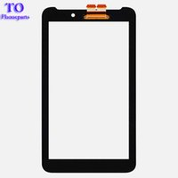 Wholesale 7inch screen digitizer online - 7inch For Asus MeMO Pad ME170 ME170C K012 Touch Screen Panel Digitizer Glass Sensor Repair Replacement Parts