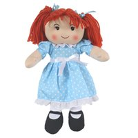 Wholesale Quality 16 Movies - 16 inch girl doll girl birthday gift high quality cute plush doll Barbie doll