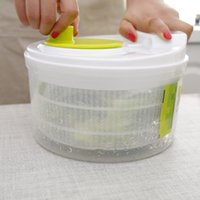 Wholesale Used Dryers - High Capacity Furit Dehydrator Dryer Colander Basket For Kitchen Articles Tools Home Use Vegetable Salad Spinner 12hy C R