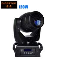 Wholesale High Output Led Lighting - TIPTOP TP-L6Q7 120W Led Moving Head Spot Light 1*120W High Brightness White LED High Output Same 575W Discharge 765FC 8283 LUX