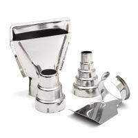 Wholesale Tools Air Heat - 4Pcs Heat Gun Nozzles Kit DIY Shrink Wrap Hot Air Gun Accessories Tools