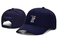 Wholesale White Polo Cap - 2017 New Style bone Curved visor Casquette baseball Cap women gorras Bear dad polo hats for men hip hop Snapback Caps High quality