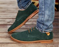 Wholesale Men S Loafers Shoes Brown - Wholesale-Fashion For Men Dress Shoes Male Business Wedding Shoes Autumn lace-up Cloth cover men 's pointed Leather Shoes N25
